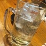 鳥貴族 - 梨汁サワー