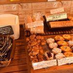 パン工房 麦花壇 - ミニクロワッサン