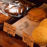 パン工房 麦花壇 - チーズドーム