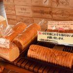 パン工房 麦花壇 - メープルラウンドパン