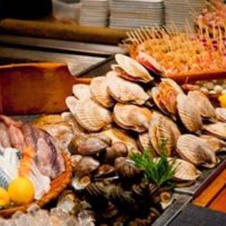 【新鮮食材】魚介に朝引き鶏、野菜に至るまですべて新鮮!!