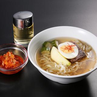 本格・盛岡冷麺
