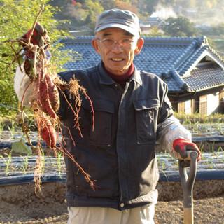 契約農家の方々が丹精込めた食材を使用。安心・安全そして美味。