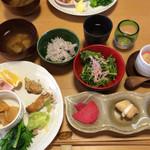 香彩 - 2月lunch
