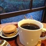 喫茶 上る - コーヒーとミニどら