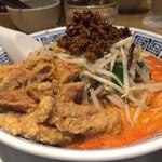 希須林 担々麺屋 - 排骨担々麺(1,240円)