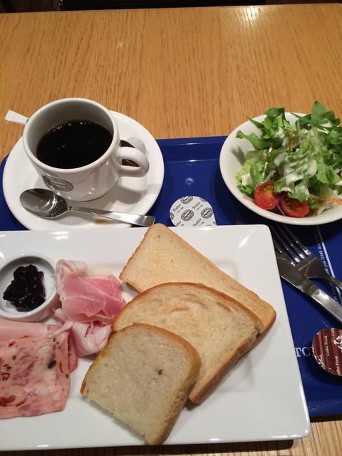 神戸屋キッチン ルクア大阪店 - ニューヨークの朝食