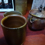 心寿司 - 粉茶