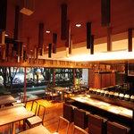 無垢とうや - 定禅寺を眺めながら気軽に本格和食を堪能出来る店