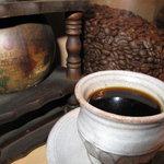 六古窯 - ブレンド4種類ストレート5種類の自家焙煎コーヒー