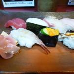 心寿司 - 上にぎり
