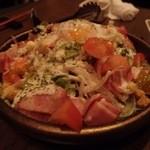 琉炭 - シーザーサラダ