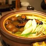 オリジナル洋風鍋 マルミット - 第1お鍋:お鍋に食材in
