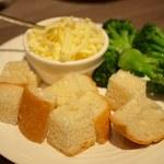 オリジナル洋風鍋 マルミット - 第3お鍋:チーズフォンデュ
