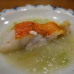 佳肴岡もと - ☆金目鯛の焼き物(●^o^●)☆
