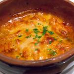 トスカネリア - Antipasto caldo(温前菜)