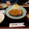 かつ花 - 料理写真:【特製ロース豚カツ定食120g@1200円】