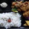 Mikawatei - 料理写真:1番人気からあげ弁当480円