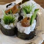 鮨 笹元 - 巻き物