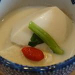 鮨 笹元 - 湯豆腐