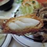 洋庖丁 - 白身魚フライはホクホク