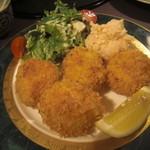 あきやま - 魚クリームコロッケ