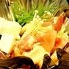 居酒屋マナヤ - 料理写真:くまの地鶏の小鍋(通常税別780円)