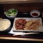 35379243 - ラム定食 900円