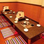 チーズタッカルビ&サムギョプサル韓国料理やさい畑 - 座敷個室