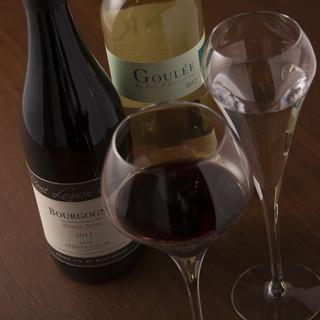 オーガニックな体にやさしいワイン