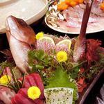 升亀 - 真鯛のしゃぶしゃぶ(梅)コース(飲み放題付き) 5500円⇒クーポン券で4580円