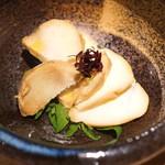 あえん - モッツァレラチーズ 濃厚醤油漬け (2015/02)
