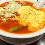 太陽のトマト麺withチーズ 新宿ミロード店 -