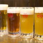 居酒屋 くめや - 沖縄果実ビール!ALL400円