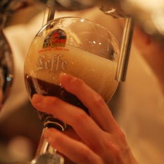 ワールドドラフトマスター日本チャンピオンが注ぐビール!