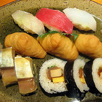 寿司 高辰 - 大盛りセット