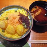 寿司 高辰 - 蒸し寿司