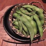 テッパンサカバ - 枝豆