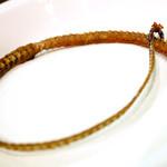 小島家 - 鰻の骨の素揚げ