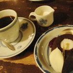 珈琲店 北地蔵 - 自家焙煎珈琲とチョコレートケーキ