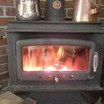 ピッコラウルム - 暖かみのある暖炉