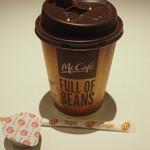 35400014 - 100えん『プレミアムローストコーヒー(S)HOT』2015年2月