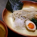 ガチ麺道場 - つけ麺ベジポタ元味¥800
