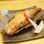 日本料理里乃や - アコウダイの一夜干し
