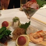 su-tsuxankyuiji-nushisenryourii-fu- - 前菜盛り合わせ!味キマッています!