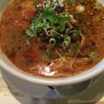 愛蓮 - 担々麺