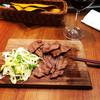 タンdeボラーチョ - 料理写真:タン