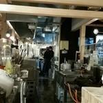 麺屋台 横綱家 - 厨房②