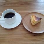 ななかまど - チーズケーキ&珈琲