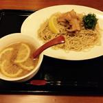 一酵や葉山 - レモンつけ麺